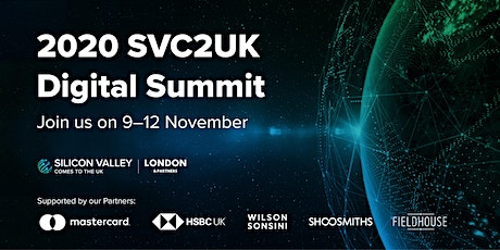 2020 SVC2UK Digital Summit tickets