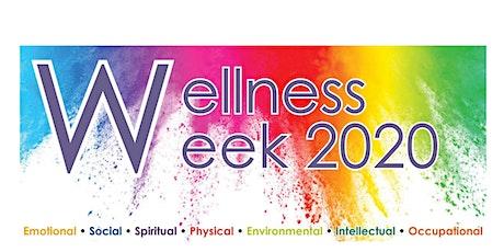 Wellness Week Maine 10/19-10/23/2020 tickets