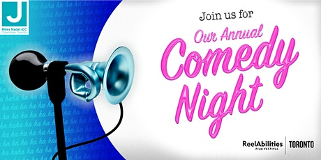 ReelAbilities Toronto presents our annual Comedy Night! tickets