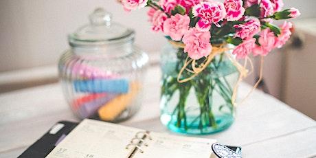 Apprendre à prioriser et planifier ses journées billets
