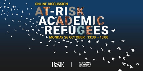 At-Risk Academic Refugee Discussion tickets