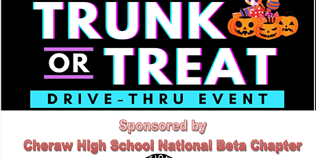 CHS Beta Club: 2nd Annual Trunk or Treat: Drive-Thru Edition tickets