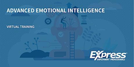 Advanced Emotional Intelligence Live Virtual Training tickets