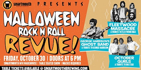 Smartmouth Halloween Rock n Roll Revue tickets