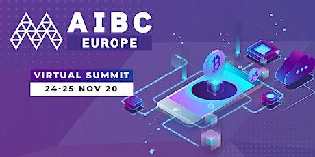 AIBC Europe Virtual Summit tickets
