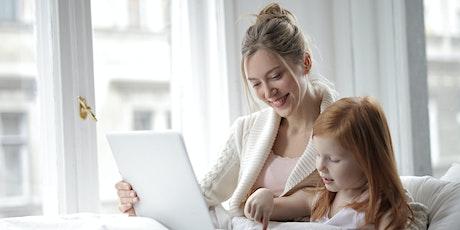 Mother & Kid/s.  Spanish Online Beginner Lessons tickets