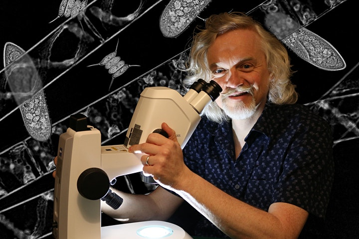 Invisible World with Marty Jopson image