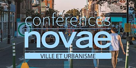 Ville et urbanisme - Conférence Novae billets