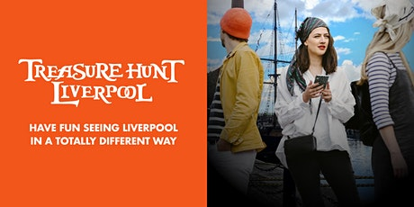 Treasure Hunt Liverpool - The Grand Voyage - 2½ - 3½ hours tickets