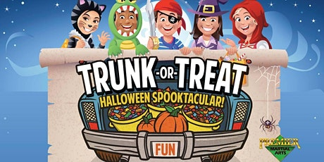 Trunk-Or-Treat Day 2 tickets