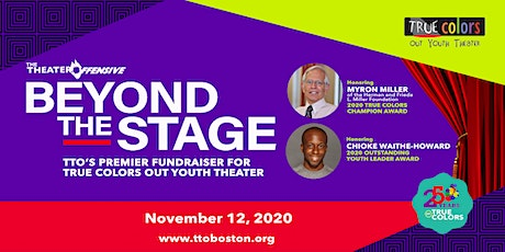 Beyond The Stage 2020: The Premier Virtual Benefit for True Colors tickets