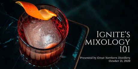 Ignite's Mixology 101 tickets