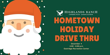 Hometown Holiday Drive Thru tickets