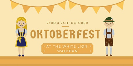 Oktoberfest at The White Lion tickets