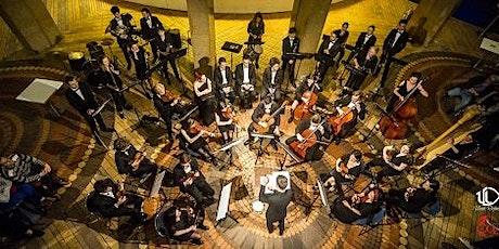 Reporté--Concert : Orchestre de chambre de l'Orchestre Universitaire billets