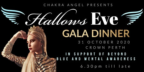 Hallows Eve Gala Dinner tickets