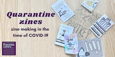 Quarantine Zines