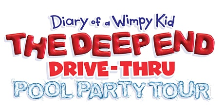 Drive-Thru Pool Party With Jeff Kinney! tickets