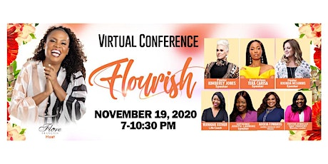 FLOURISH  WOMEN CONFERENCE 2020 tickets