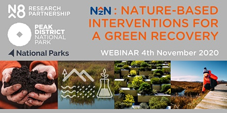 Using nature-based interventions in the North to support a green recovery tickets