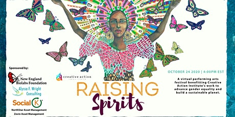 Raising Spirits - 100% sales go to gender equality & protecting the planet! tickets