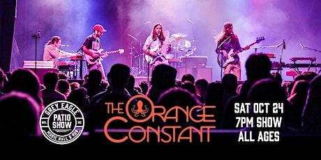 PATIO SHOW: The Orange Constant tickets