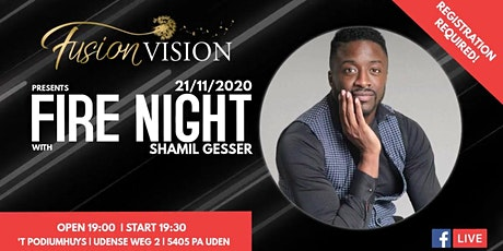 Fusion Fire Night // Shamil Gesser tickets