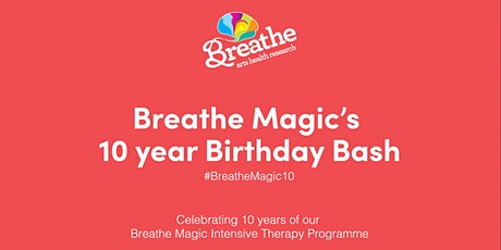 Breathe Magic's 10 Year Birthday Bash tickets