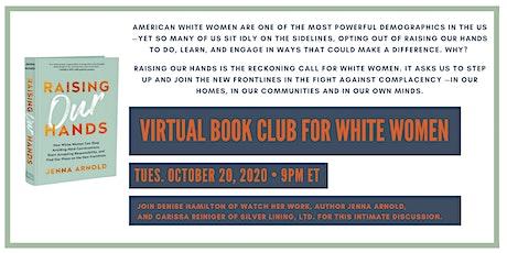 Virtual Book Club for White Women tickets