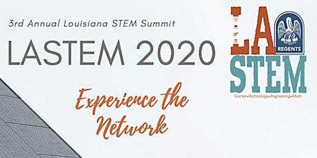 LaSTEM Annual Summit 2020 tickets
