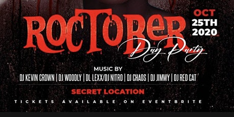 ROCTOBER DAY PARTY tickets