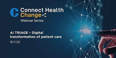 AI TRIAGE – Digital transformation of patient care tickets
