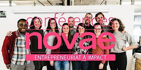 Entrepreneuriat à impact - Conférence Novae billets
