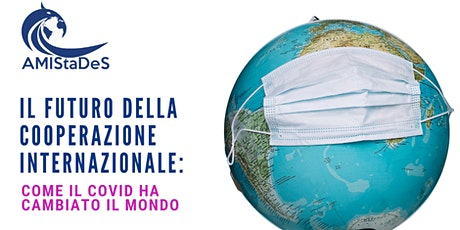 """Corso online: """"Il futuro della Cooperazione Internazionale"""" biglietti"""