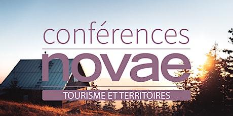 Tourisme et territoires - Conférence Novae billets