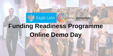 Online Demo Day: The Barclays Eagle Labs Funding Readiness Programme tickets
