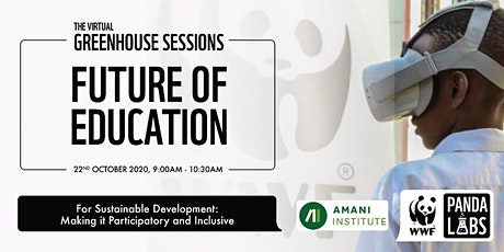 Future of Education for Sustainable Development tickets