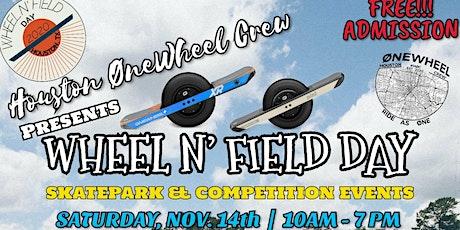 Wheel N' Field Day 2020 tickets