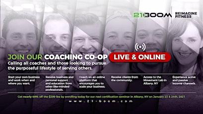 Coaching Co-Op Seminar tickets
