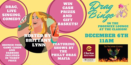 Drag Bingo at the Clarion in New Hope! tickets