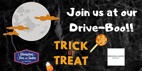 Drive Boo! - Trick-or-Treat tickets