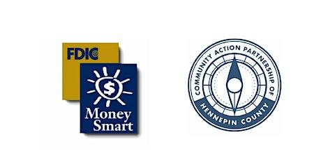 MoneySmart, clase de educacion financiera GRATIS- Solo Hennepin County entradas