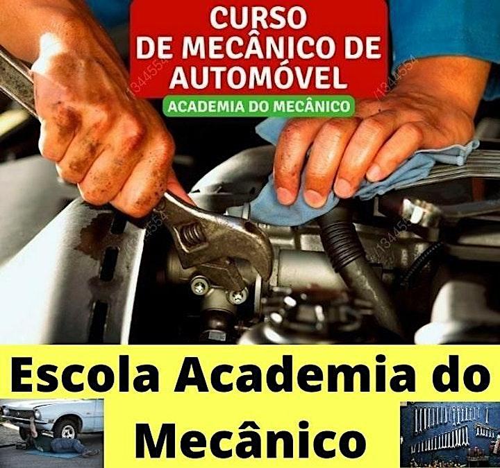 Imagem do evento Curso de Mecânica Automotiva em São Luís