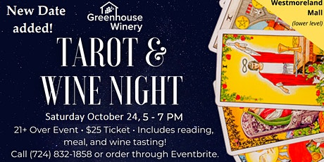 Tarot & Wine Night