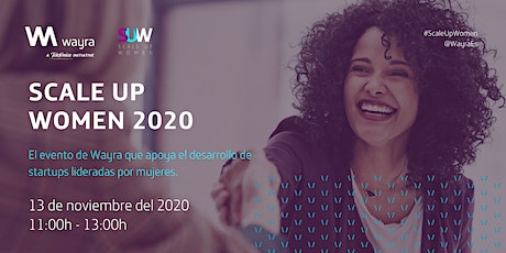Scale Up Women 2020 entradas