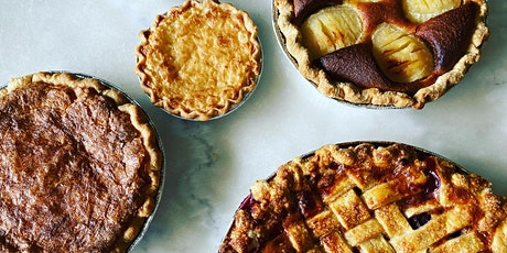 Pie Baking Class tickets
