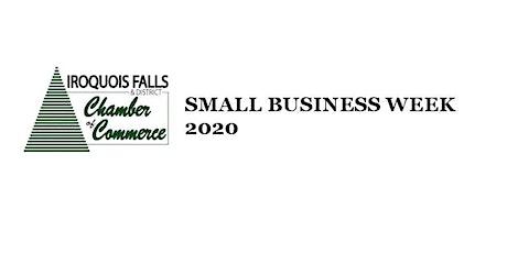 Iroquois Falls Small Business Week Seminars tickets