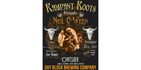 Rampant Roots presents Neil-O-Ween tickets