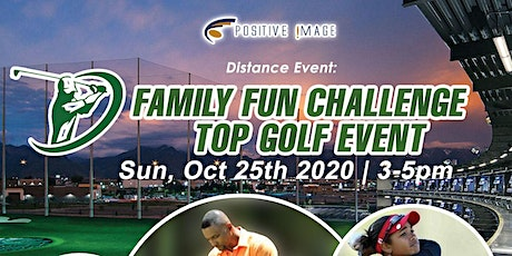 Positive Image  Top Golf Family Challenge tickets