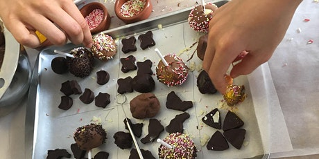 HALF TERM CHOCOLATE WORKSHOPS tickets